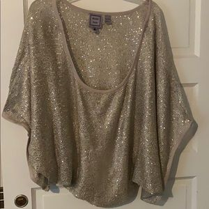 Beautiful off the shoulder top VERY gently worn